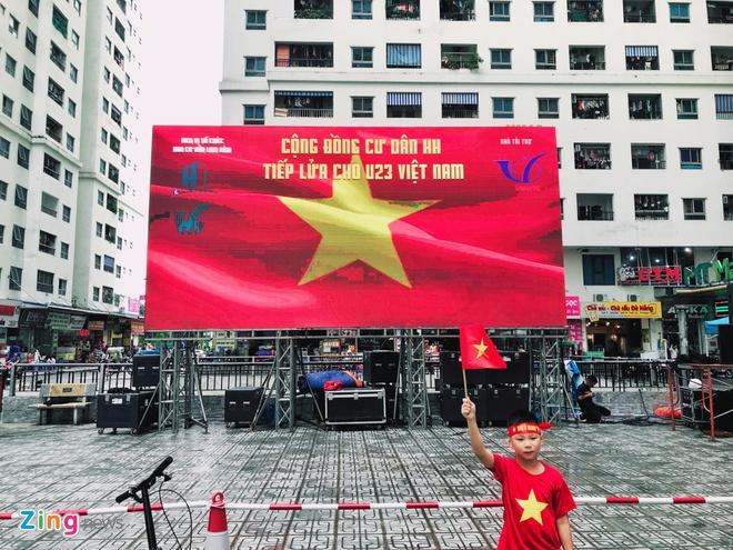 Nguoi ham mo nan lai den phut cuoi co vu tuyen Olympic Viet Nam hinh anh 11