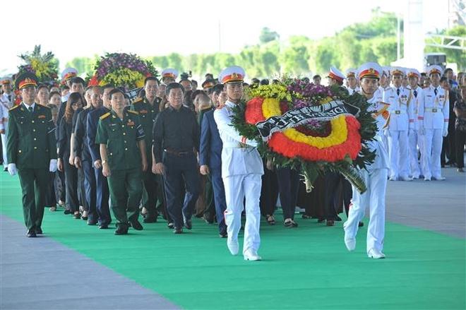 Chu tich nuoc Tran Dai Quang tu tran anh 47