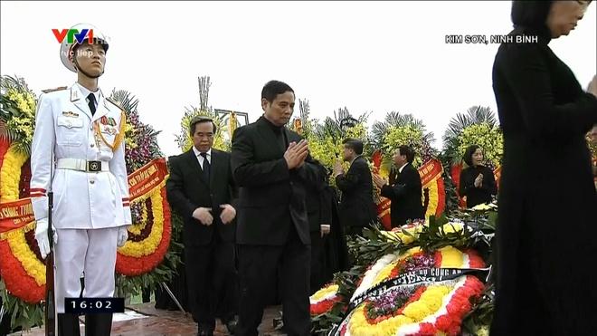Le an tang Chu tich nuoc Tran Dai Quang tai que nha hinh anh 29