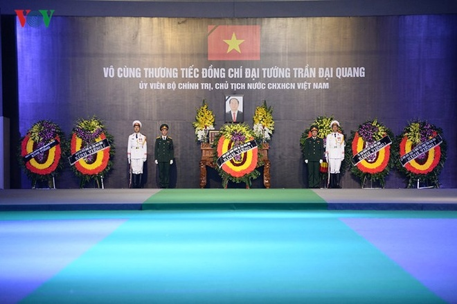 Le an tang Chu tich nuoc Tran Dai Quang tai que nha hinh anh 4