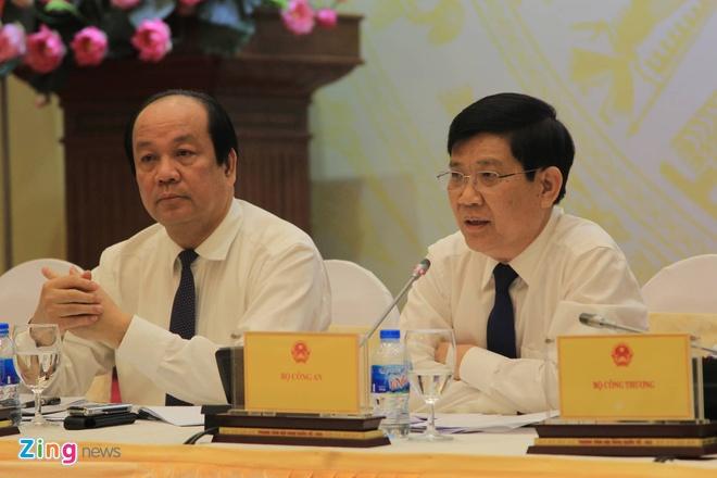 Thu truong Bo Cong an: Vu viec o cho Long Bien la khong the chap nhan hinh anh 7