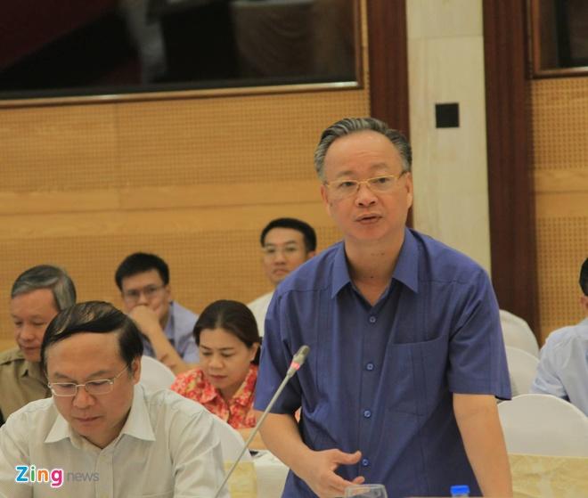 Thu truong Bo Cong an: Vu viec o cho Long Bien la khong the chap nhan hinh anh 6