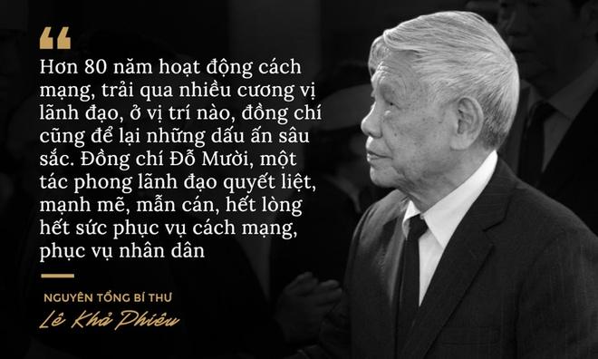 quoc tang nguyen Tong bi thu Do Muoi anh 38