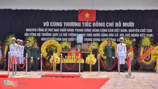 quoc tang nguyen Tong bi thu Do Muoi anh 19