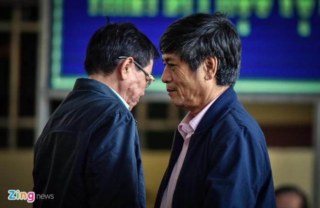 Ong Nguyen Thanh Hoa: '9 thang o trai giam rat met moi' hinh anh 3