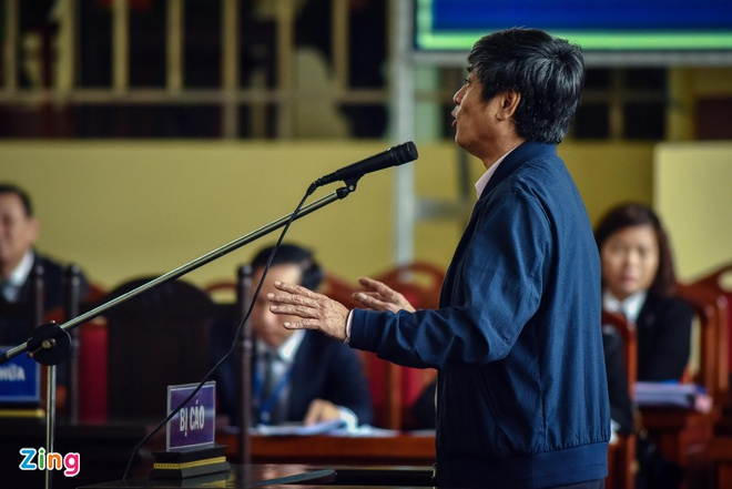 Ong Nguyen Thanh Hoa: '9 thang o trai giam rat met moi' hinh anh 1