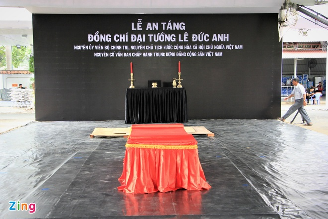 Linh cuu dai tuong Le Duc Anh duoc dua vao TP.HCM hinh anh 53