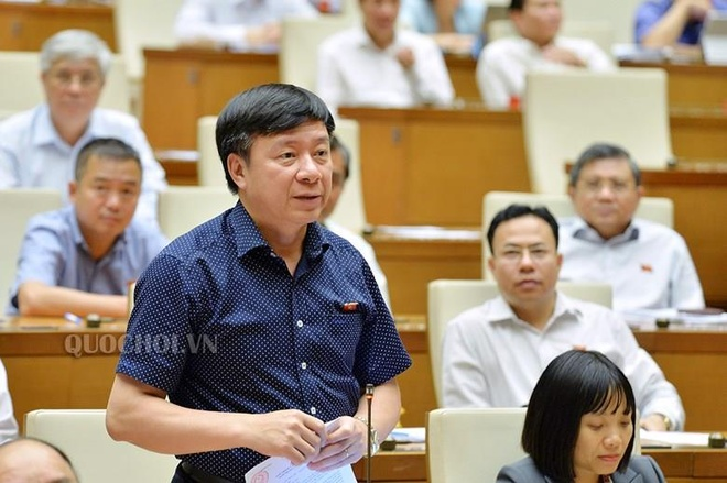 Bo truong Phung Xuan Nha nhan trach nhiem vu gian lan thi cu hinh anh 2