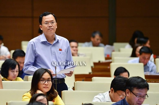 Bo truong Phung Xuan Nha nhan trach nhiem vu gian lan thi cu hinh anh 3