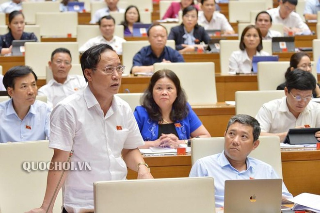 Bo truong Phung Xuan Nha nhan trach nhiem vu gian lan thi cu hinh anh 12