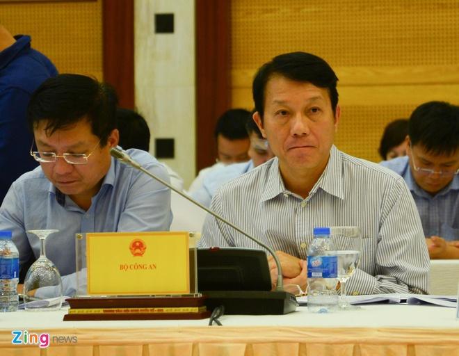 Trung tuong Luong Tam Quang: Da truy na quoc te Bui Quang Huy hinh anh 2