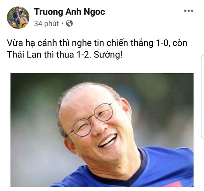 Xe SH boc khoi khi di 'bao' mung chien thang cua tuyen Viet Nam hinh anh 7