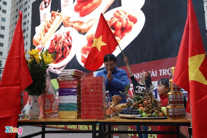 chung ket SEA Games giua U22 Viet Nam va Indonesia anh 24