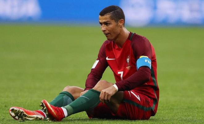 Bo Dao Nha vs Mexico (2-2): Ban thua phut bu gio hinh anh
