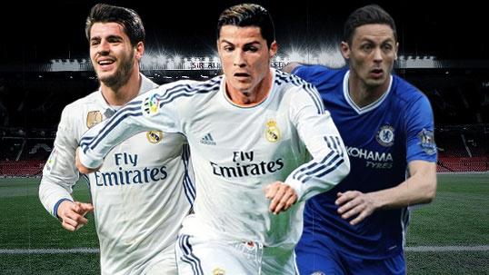 Cristiano Ronaldo va 6 ngoi sao duoc Man Utd lien he he nay hinh anh