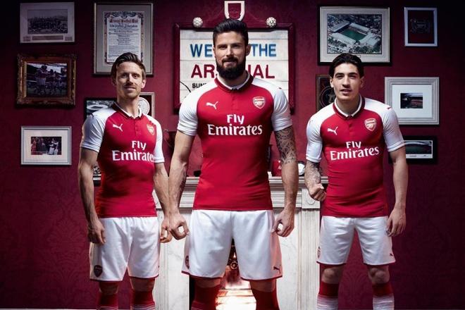 ao dau mua toi cua Arsenal anh 5