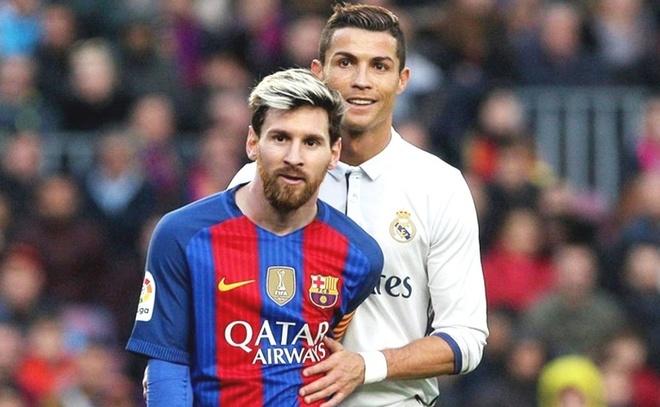 Ronaldo, Messi va nhung ky luc chua the pha trong lich su bong da hinh anh