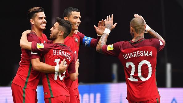 New Zealand vs Bo Dao Nha (0-4): Dang cap vuot troi hinh anh 1
