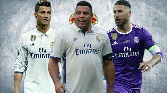 Ro beo, Ronaldo sanh vai o doi hinh dat gia nhat lich su Real Madrid hinh anh