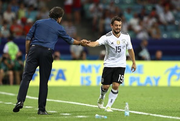 De bep Mexico, Duc ghi danh vao tran chung ket Confeds Cup hinh anh 2