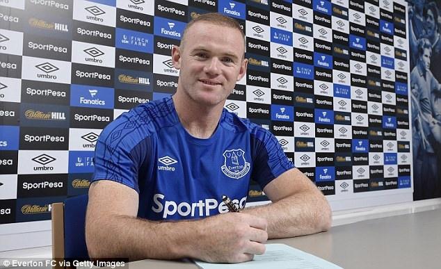 Nhung ky niem dang nho cung MU do dich than Rooney lua chon hinh anh 1