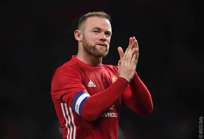 Nhung ky niem dang nho cung MU do dich than Rooney lua chon hinh anh 2