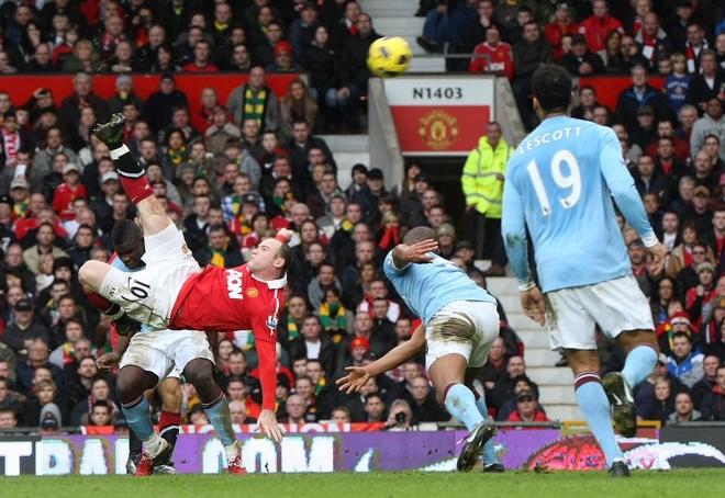 Nhung ky niem dang nho cung MU do dich than Rooney lua chon hinh anh 12
