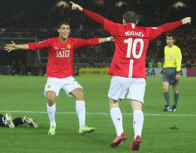 Nhung ky niem dang nho cung MU do dich than Rooney lua chon hinh anh 22