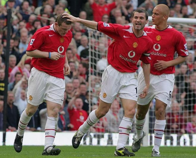 Nhung ky niem dang nho cung MU do dich than Rooney lua chon hinh anh 4