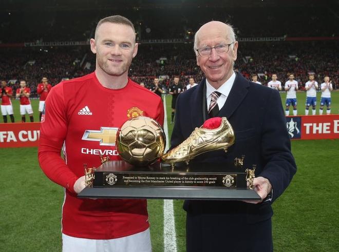 Nhung ky niem dang nho cung MU do dich than Rooney lua chon hinh anh 21