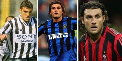 10 danh thu tung khoac ao ca Milan, Inter va Juventus hinh anh 7