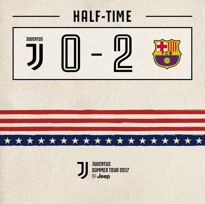 Juventus vs Barcelona (1-2): Neymar toa sang giua bao tin don hinh anh 9