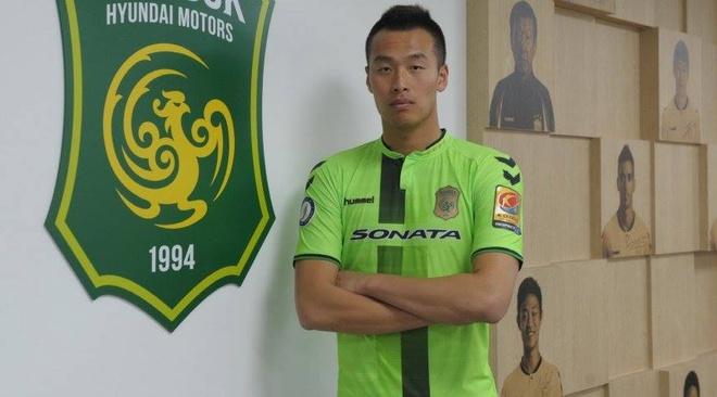 Cong Phuong sap so tai cung 'Ibrahimovic cua K.League' hinh anh 1