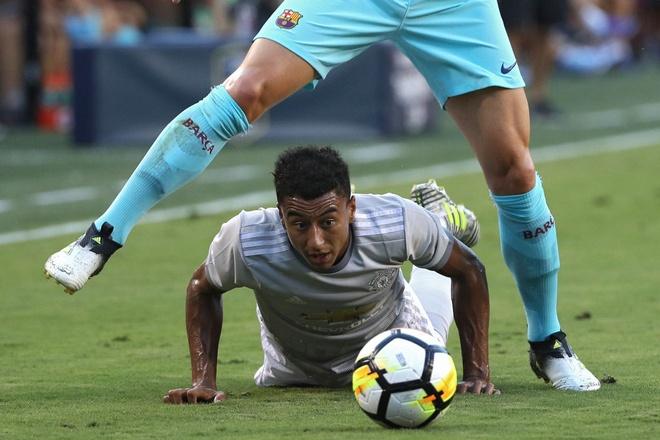 Neymar lam lu mo Lukaku anh 8