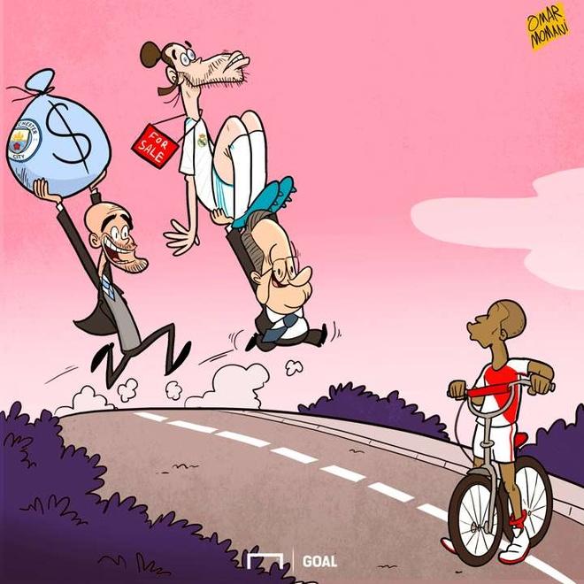 Hi hoa chu tich Perez ban thao Bale de chieu mo Kylian Mbappe hinh anh 1