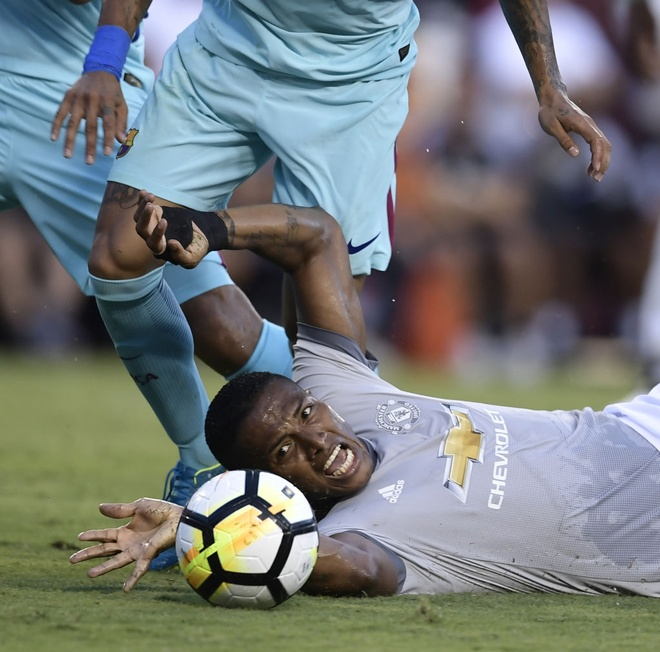 Neymar lam lu mo Lukaku anh 4