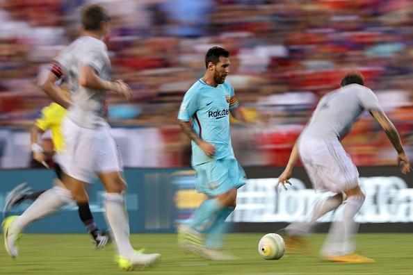 Pogba cuoi dua voi Messi,  Neymar anh 5