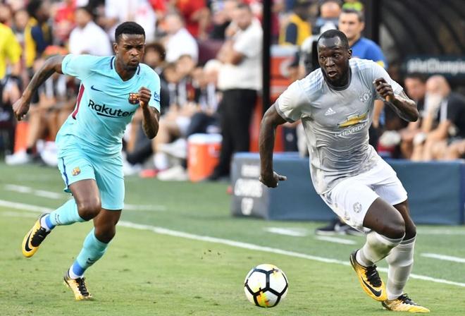 Barcelona vs Man Utd (1-0): Lukaku choi mo nhat hinh anh 2