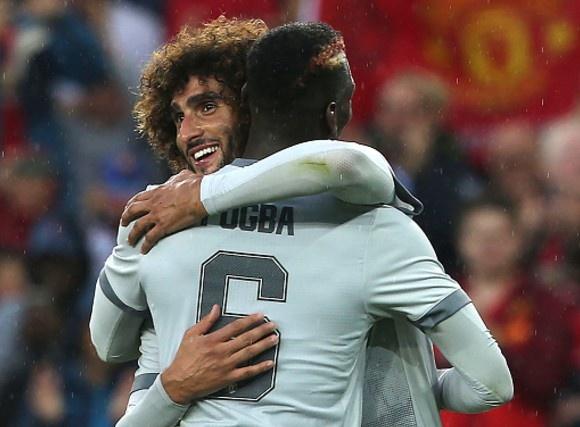 Highlights Valerenga 0-3 Man Utd hinh anh