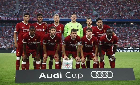 Danh bai Liverpool, Atletico Madrid dang quang Audi Cup 2017 hinh anh 1