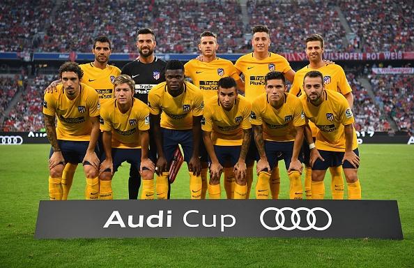 Danh bai Liverpool, Atletico Madrid dang quang Audi Cup 2017 hinh anh 2