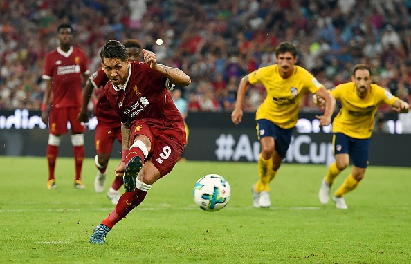 Danh bai Liverpool, Atletico Madrid dang quang Audi Cup 2017 hinh anh 5