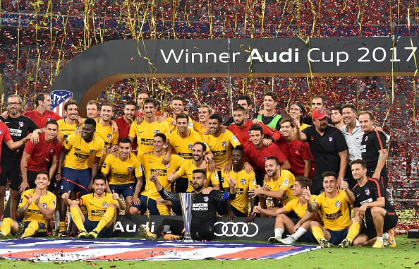 Danh bai Liverpool, Atletico Madrid dang quang Audi Cup 2017 hinh anh 7