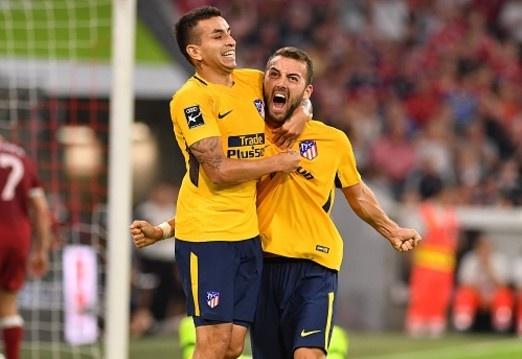 Danh bai Liverpool, Atletico Madrid dang quang Audi Cup 2017 hinh anh