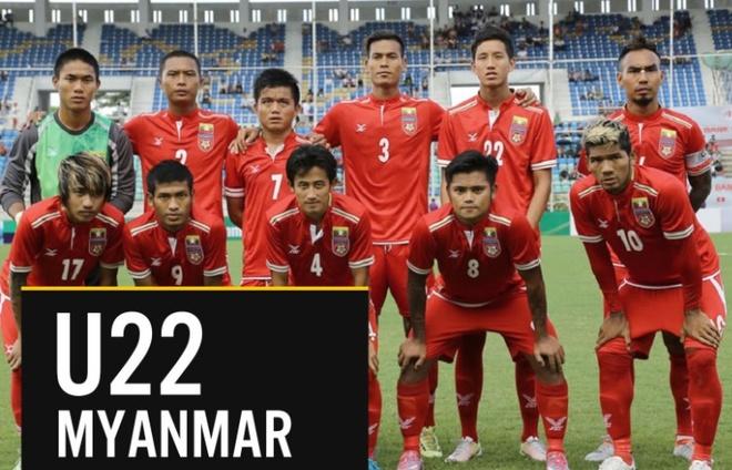 U22 Myanmar - Tiep noi thanh cong hinh anh
