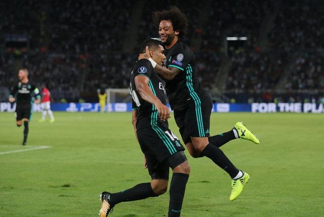 Danh bai Man Utd, Real lan thu tu gianh sieu cup chau Au hinh anh 34