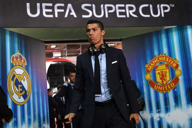 Danh bai Man Utd, Real lan thu tu gianh sieu cup chau Au hinh anh 23
