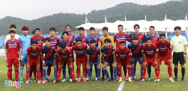 U22 Viet Nam chay da cho SEA Games bang thang loi 6-1 hinh anh 1