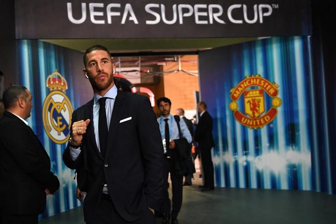 Danh bai Man Utd, Real lan thu tu gianh sieu cup chau Au hinh anh 25
