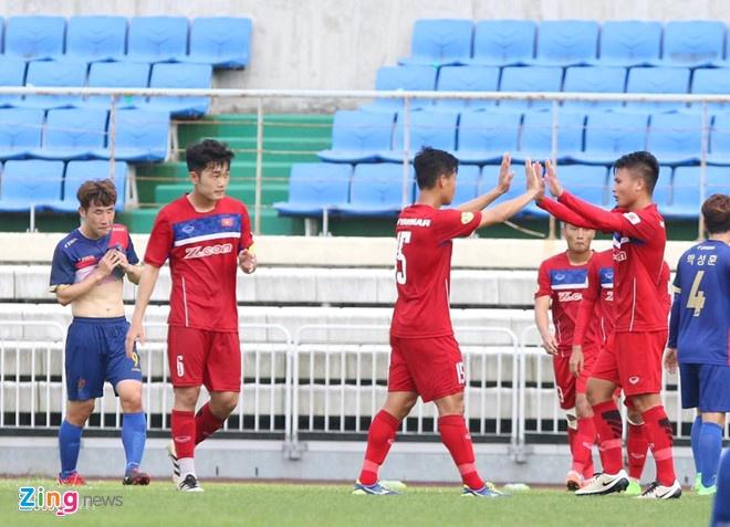 U22 Viet Nam chay da cho SEA Games bang thang loi 6-1 hinh anh 8